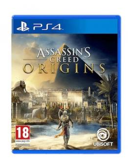 Assassin's Creed Origins Standard Edition (PS4)