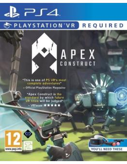Apex Construct VR (PS4 VR)