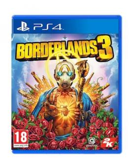 Borderlands 3 + Moxxis Heist of the Hadnsome Jackpot (PS4)