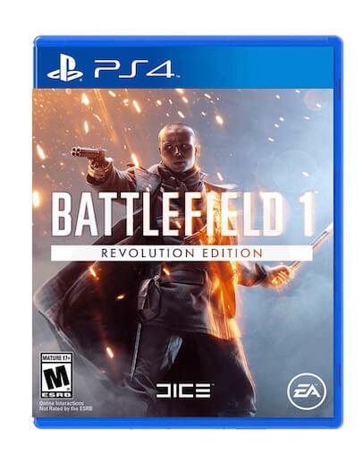 Battlefield 1 Revolution (Premium Pass + 4 Expansion Packs) (PS4)