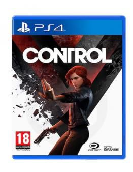 Control (PS4) - Rabljeno