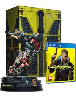 Cyberpunk 2077 Collectors Edition (PS4 | PS5)