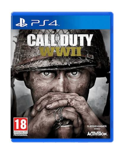 Call of Duty WWII (PS4) - Rabljeno