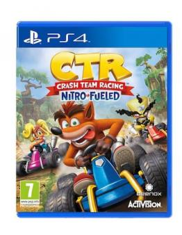 CTR - Crash Team Racing Nitro Fueled (PS4)