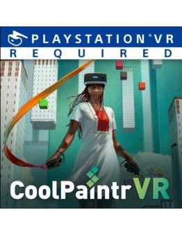 Cool Paintr VR (PS4 VR)