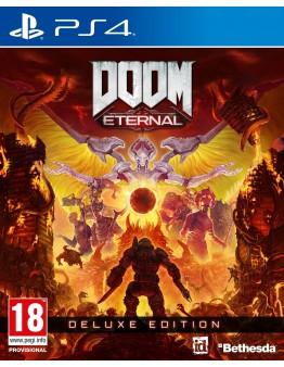 Doom Eternal Deluxe Edition (PS4)