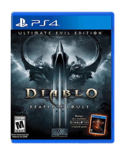 Diablo 3 Reaper of Souls Ultimate Evil Edition (PS4) - Rabljeno