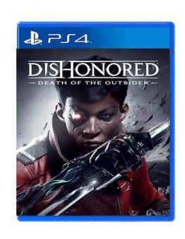 Dishonored Death of the Outsider (PS4) - Rabljeno