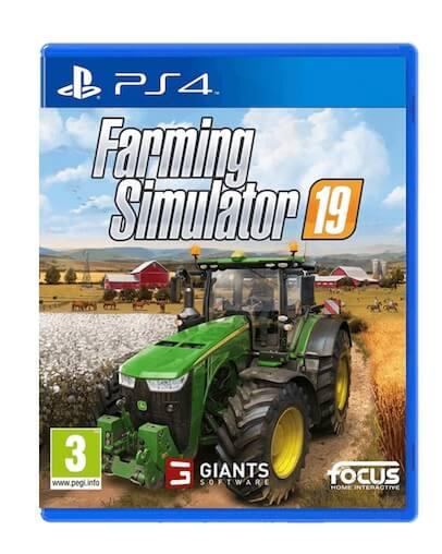 Farming Simulator 19 (PS4) - Rabljeno