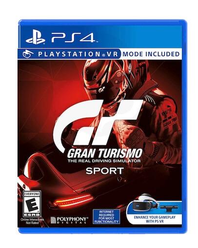 Gran Turismo Sport Playstation HITS (PS4)