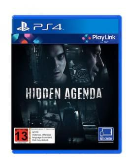 Hidden Agenda (PS4) - Rabljeno
