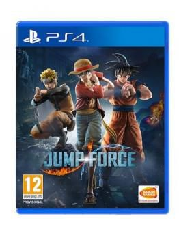 Jump Force (PS4) - Rabljeno