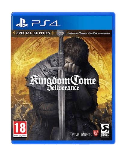 Kingdom Come Deliverance Special Edition (PS4) - Rabljeno