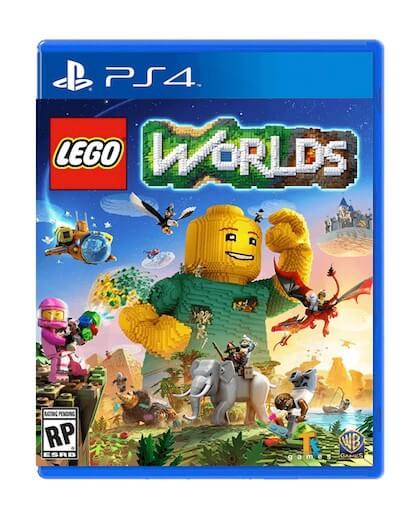 Lego Worlds (PS4) - Rabljeno