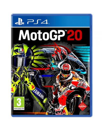 PS4 igra MotoGP 20