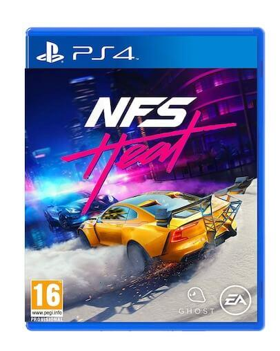 Need for Speed Heat (PS4) - Rabljeno