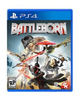 Battleborn (PS4) - Rabljeno