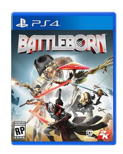 Battleborn (PS4) - Rabljeno
