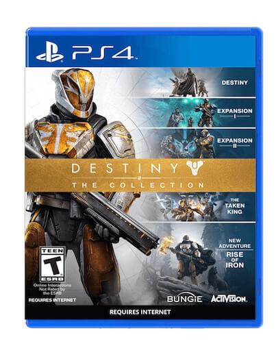 Destiny - The Collection (PS4) - Rabljeno