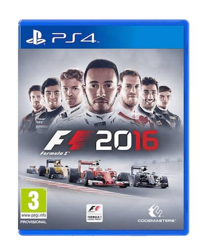 Formula 1 2016 (PS4) - Rabljeno