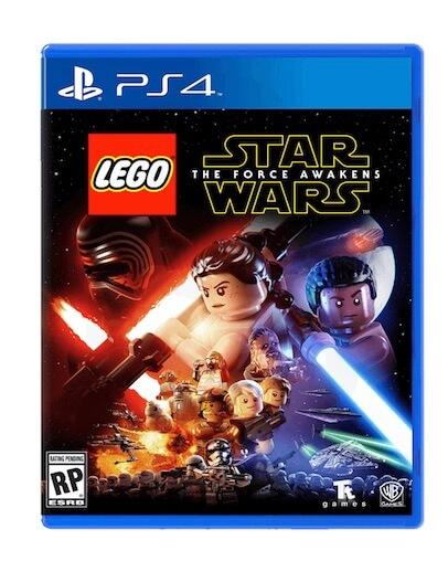 LEGO Star Wars: The Force Awakens (PS4) - Rabljeno