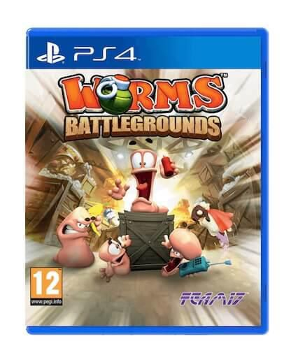 Worms Battlegrounds (PS4) - Rabljeno