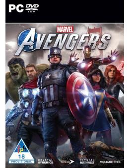 Marvel's Avengers Standard Edition PC