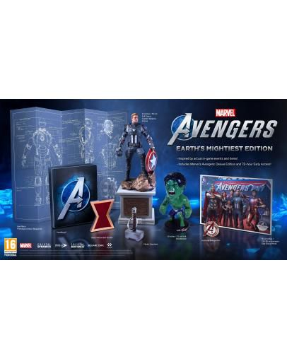 Marvels Avengers Collectors Edition (PS4)