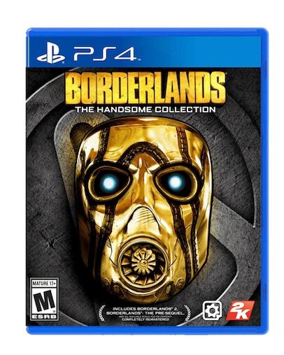 Borderlands: The Handsome Collection (PS4) - Rabljeno