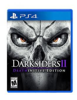 Darksiders II Deathinitive Edition (PS4) - Rabljeno