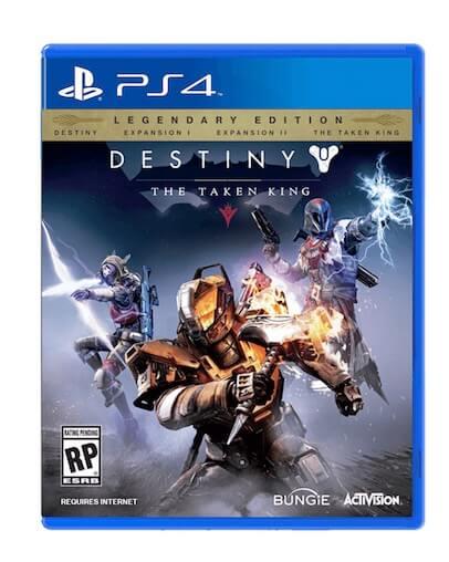 Destiny - The Taken King (PS4) - Rabljeno
