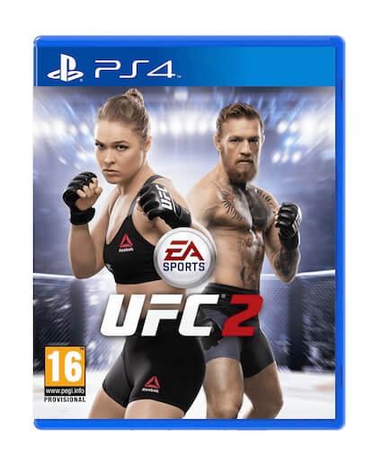 EA Sports UFC 2 (PS4) - Rabljeno