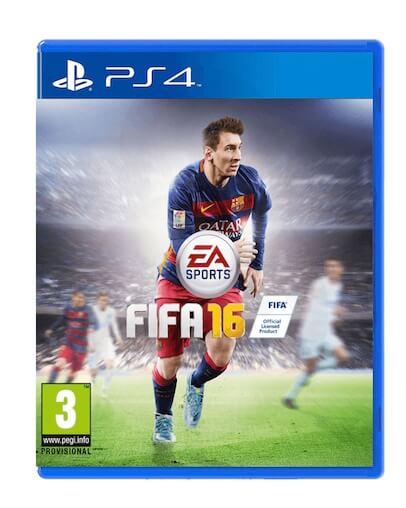 FIFA 16 (PS4) - Rabljeno