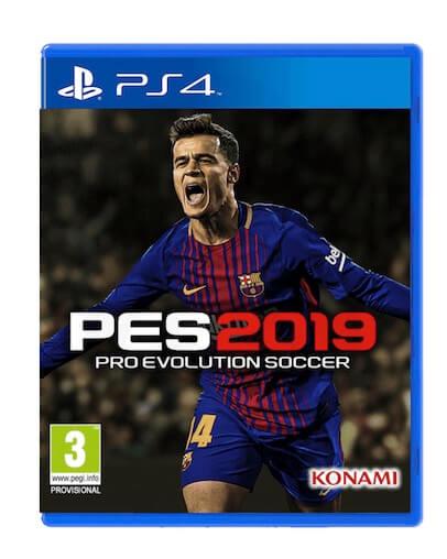 Pro Evolution Soccer 2019 (PS4) - Rabljeno