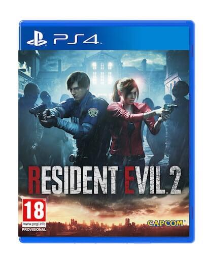 Resident Evil 2 (PS4) - Rabljeno