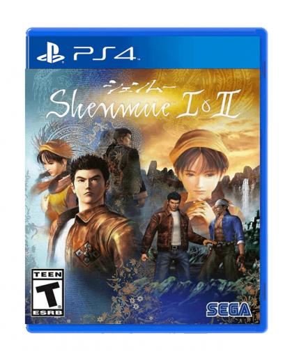 Shenmue 1 & 2 (PS4) - Rabljeno