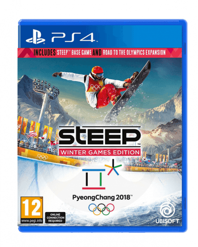 Steep Winter Games Edition (PS4) - Rabljeno