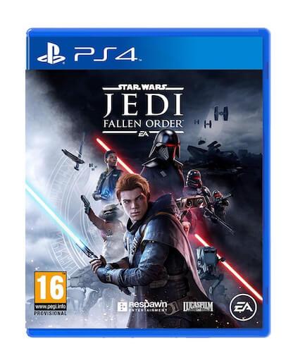 Star Wars Jedi Fallen Order (PS4) - Rabljeno