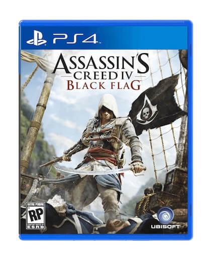 Assassin's Creed 4 Black Flag (PS4) - Rabljeno