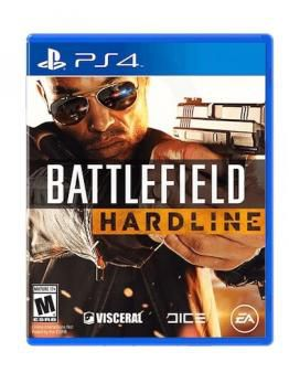 Battlefield Hardline (PS4) - Rabljeno