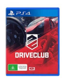 Driveclub (PS4) - Rabljeno