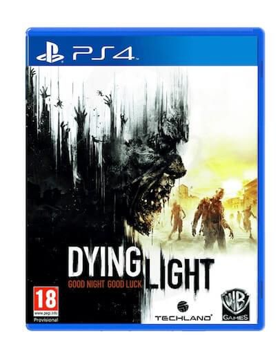 Dying Light (PS4) - Rabljeno