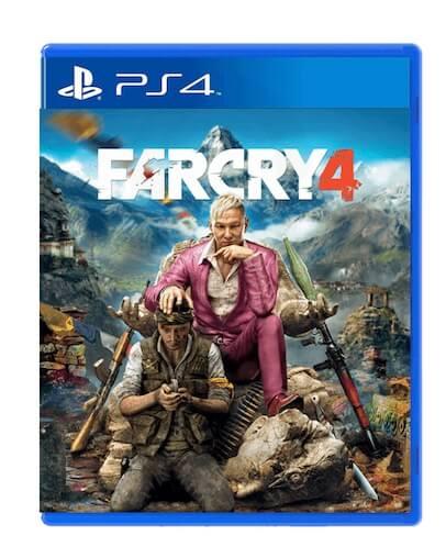 Far Cry 4 (PS4) - Rabljeno