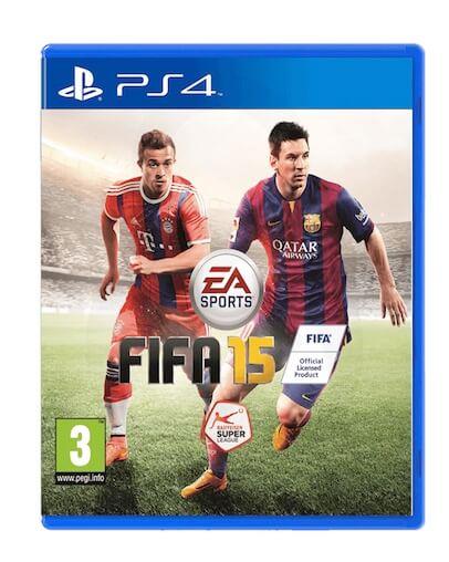 FIFA 15 (PS4) - Rabljeno