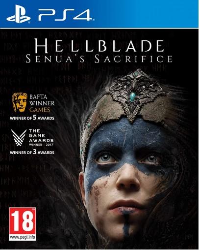 Hellblade Senuas Sacrifice (PS4) - Rabljeno