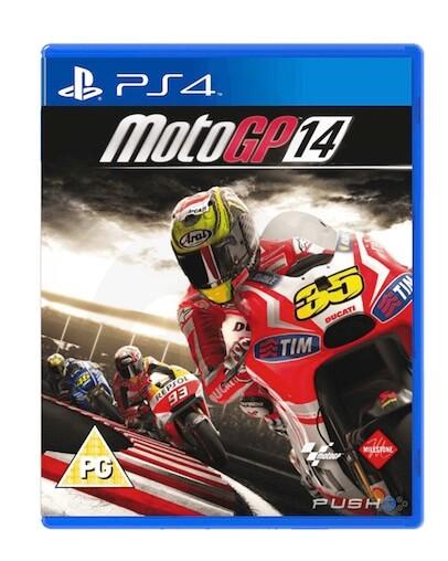 MotoGP 14 (PS4) - Rabljeno