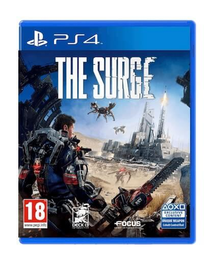 The Surge (PS4) - Rabljeno
