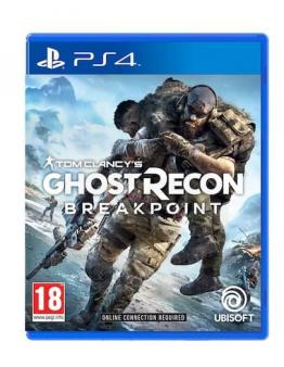 Tom Clancys Ghost Recon Breakpoint Aurora Edition (PS4)