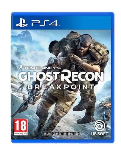 Tom Clancys Ghost Recon Breakpoint Aurora Edition (PS4) - Rabljeno
