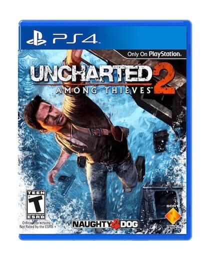 Uncharted 2 Among Thieves (PS4) - Rabljeno